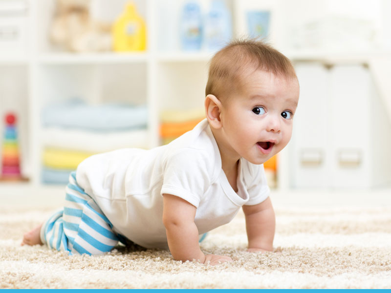 Nursery-baby-crawl