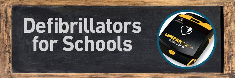 Defibrillators for Schools