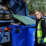 Bin man for the day