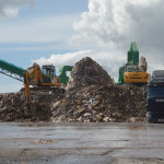 Waste-depot