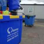 Kenny waste bin