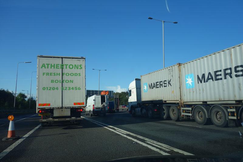 traffic-near-manchester