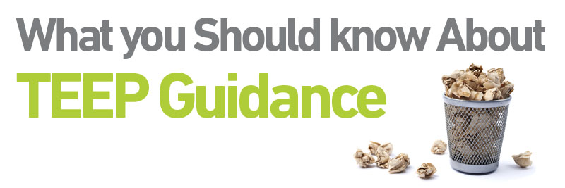 What you Should Know About TEEP Guidance. - Direct365 Blog