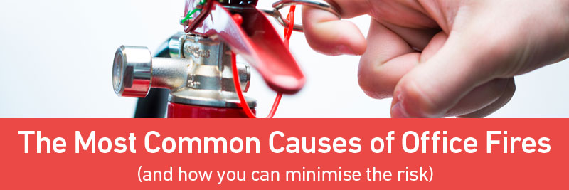 The 4 Most Common Causes Of Office Fires Direct365 Blog Smoke Detectors Wiring For Home
