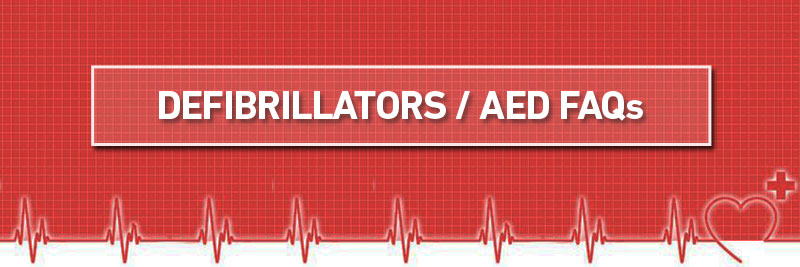 Defibrillators/AED FAQs: 18 Questions We Always Get Asked