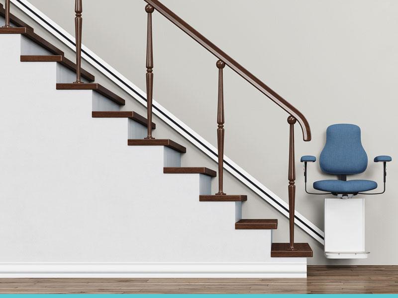 Nursing-home-stairlift