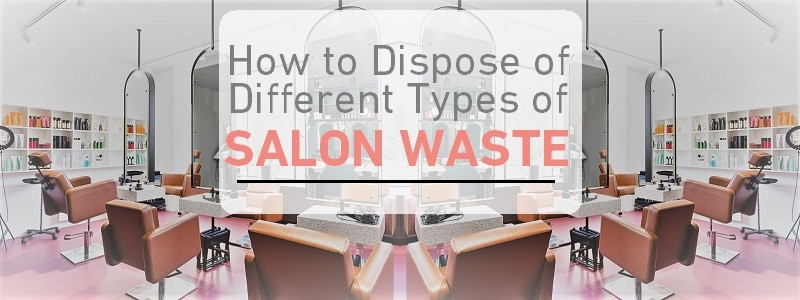 salon waste
