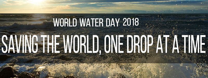 world water day 2018 footer