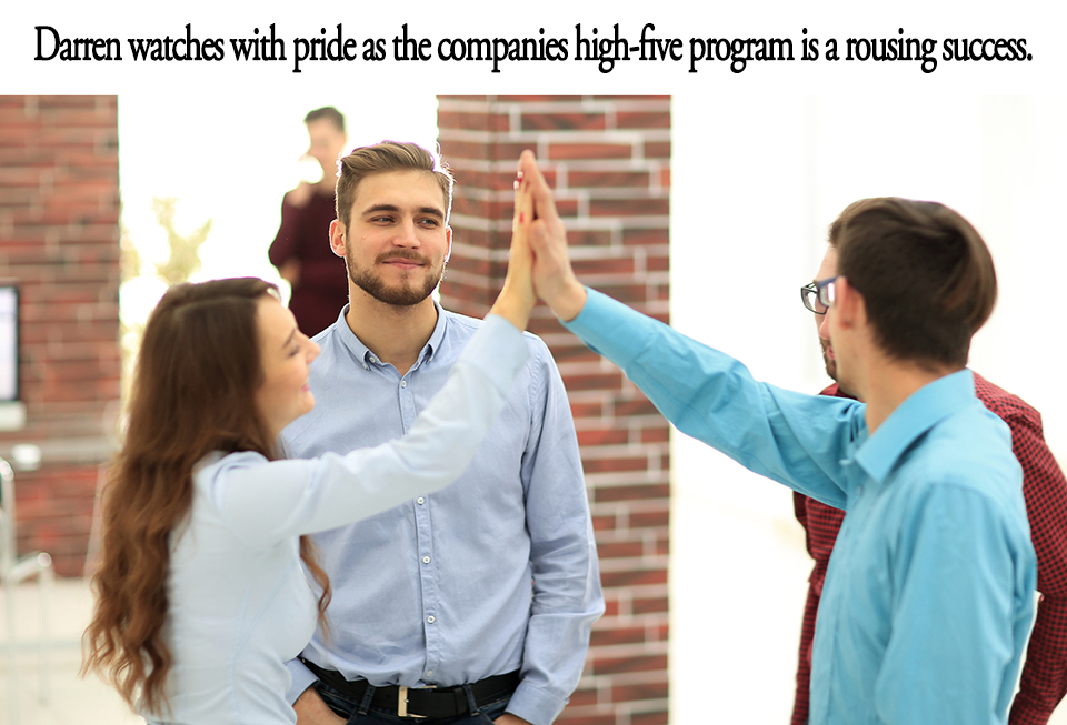 high five business practice