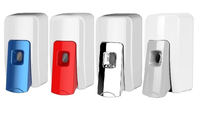 Sapphire soap dispenser