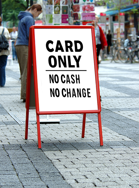 card only policy