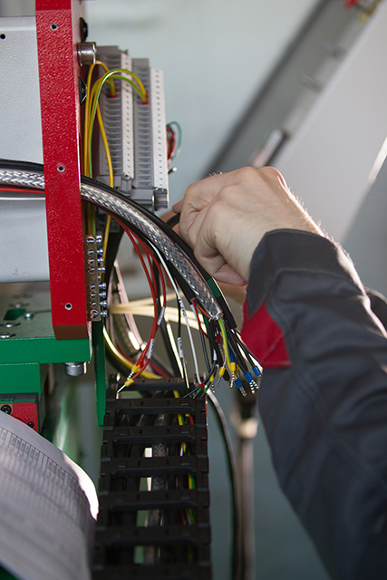 fixed wire testing