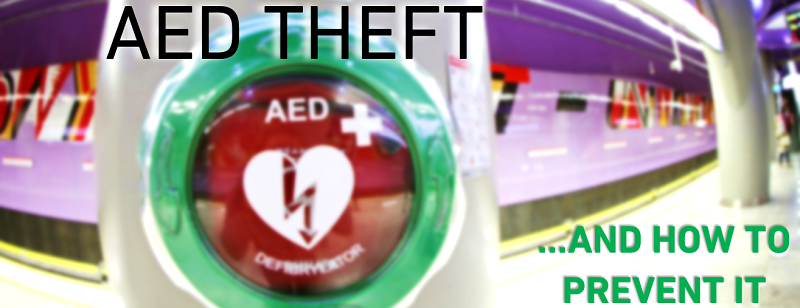 aed theft