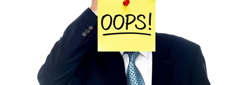 business owner mistakes