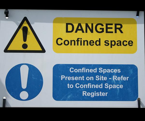 confined space hazard training