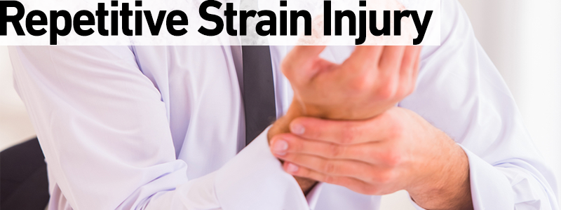 repetitive strain injury banner