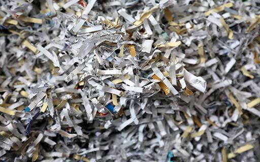 confidential waste