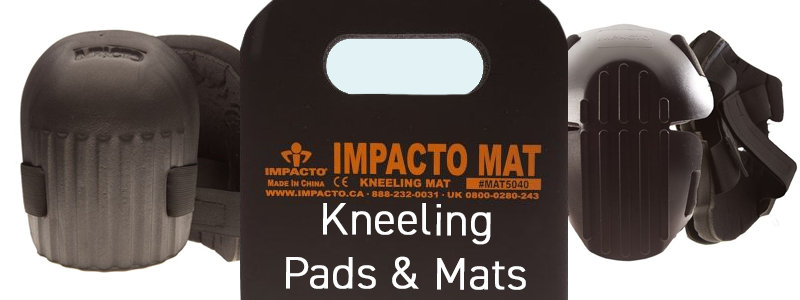 Kneeling Protection Pads and Mats Banner