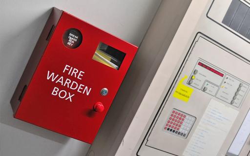 fire warden course details