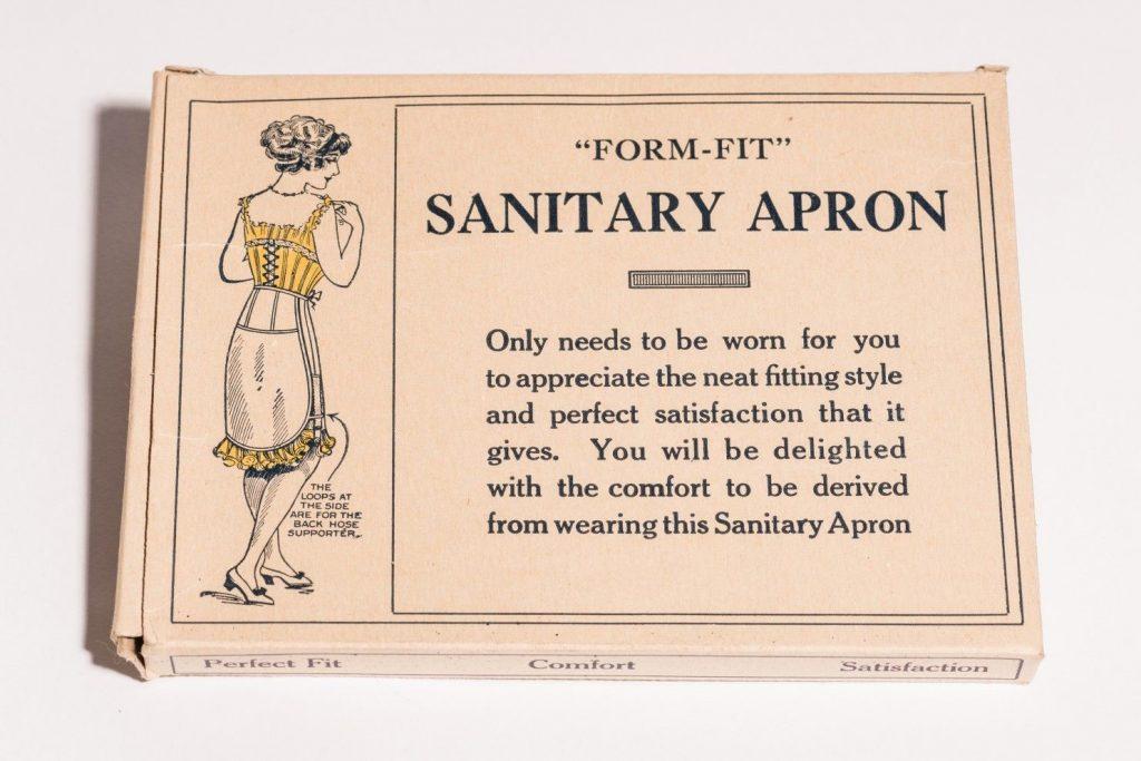 sanitary apron