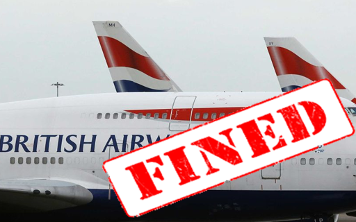 british airways data breach fine
