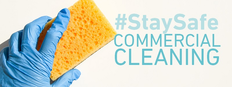 stay safe commercial cleaning