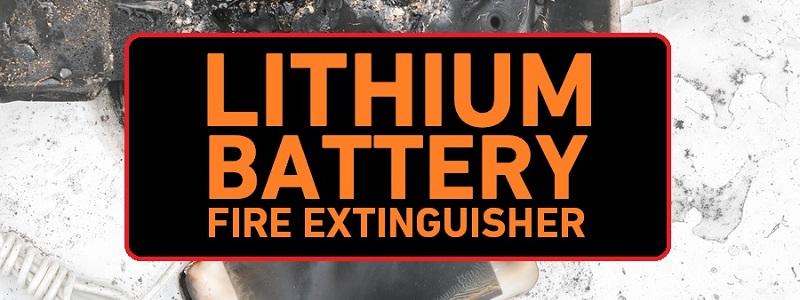 lithium extinguisher