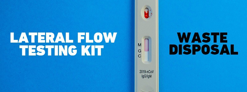 lateral flow test kits