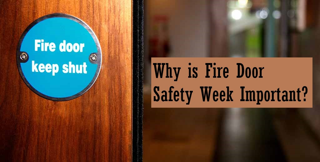 main image for the fire door safety week blog