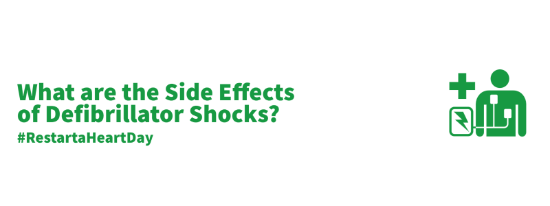 what are the side effects of defibrillator shocks blog title image