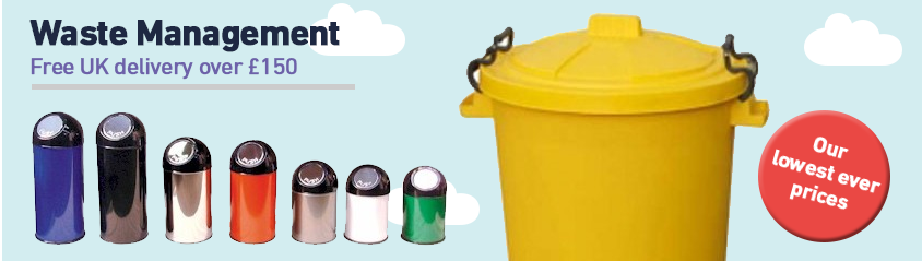 Bins & Waste Management