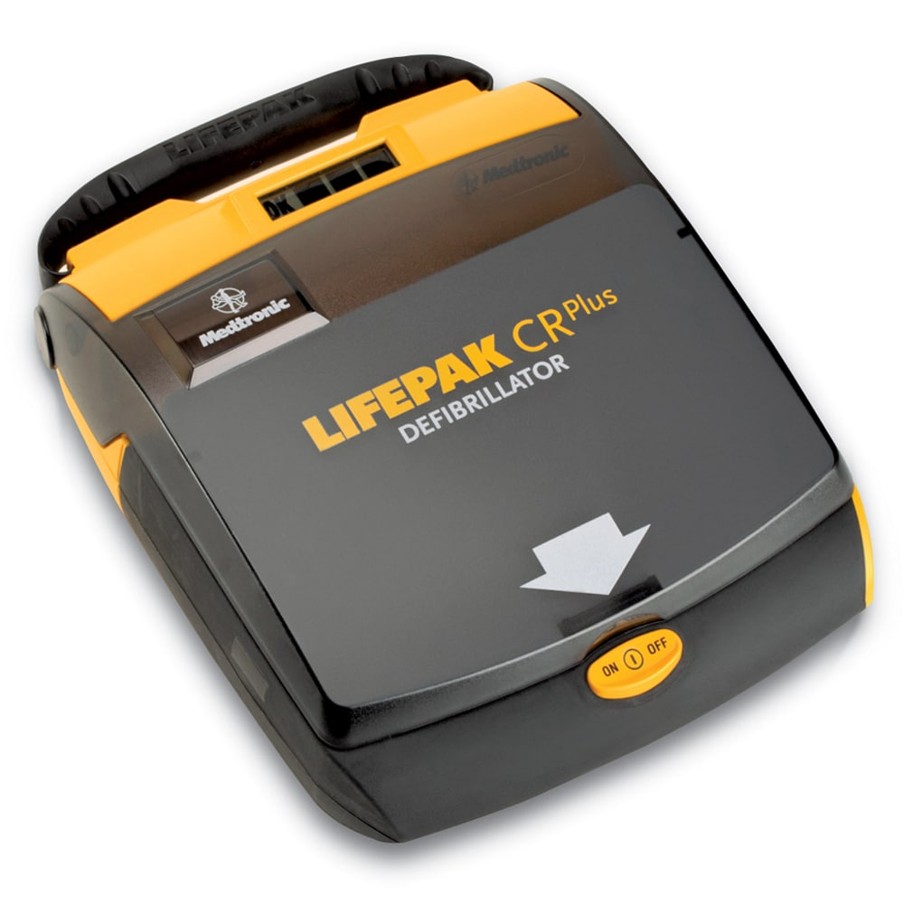 Physio Control LIFEPAK CR Plus Fully Automatic AED Defibrillator