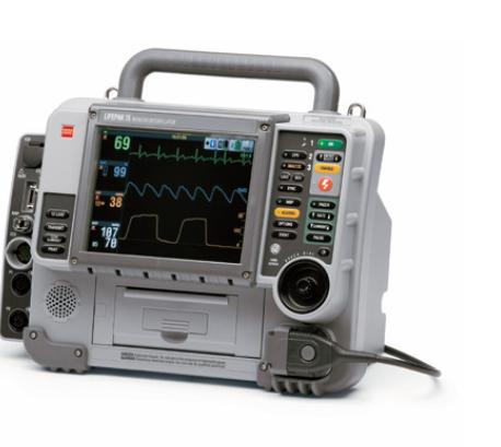 Physio Control LIFEPAK 15 Defibrillator/Monitor High Spec Unit