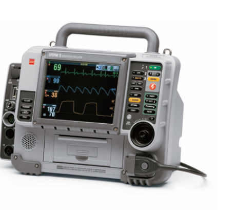 Physio Control LIFEPAK 15 Defibrillator/Monitor Mid Specification Unit