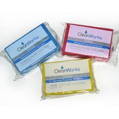 Cleanworks Colour Coded Scouring Pads