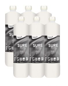 SURE Kitchen Descaler 1 Litre x 6