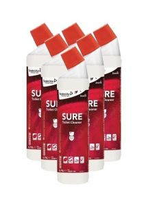 SURE Toilet Cleaner 750ml x 6