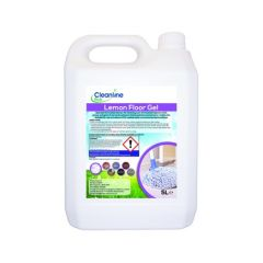 Cleanline Eco Lemon Floor Cleaning Gel (5 Litre)