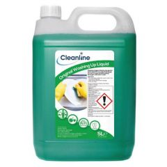 Cleanline Washing Up Liquid (5 Litre)