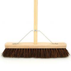 "Broom Bassine with 24"" Handle"