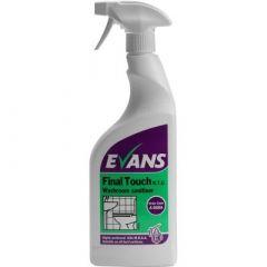 Evans Final Touch Washroom Sanitiser (750ml)