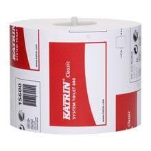 Katrin System 800 2 Ply Eco Toilet Roll- 36 Rolls