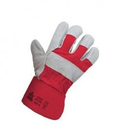 Keep Safe Split Leather Rigger Glove