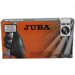 Juba Grippaz Heavy Duty Nitrile Disposable Gloves (Box of 50)