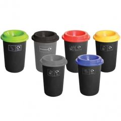 50 Litre Round Recycling Bin (Base Only)