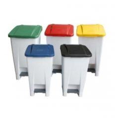 60 Litre Plastic Pedal Bins