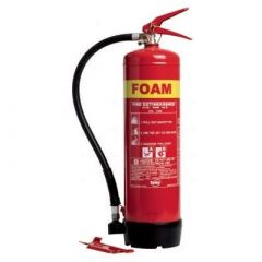 Fire Extinguisher Foam 6 Litre For Use On A & B Class Fires