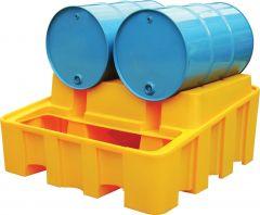 2 Drum Horizontal Storage System