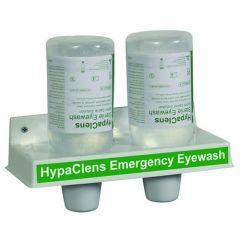 HypaClens Economy Eyewash Station 2x500ml