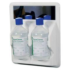 HypaClens Basic Eyewash Station with 2x500ml Eyewash